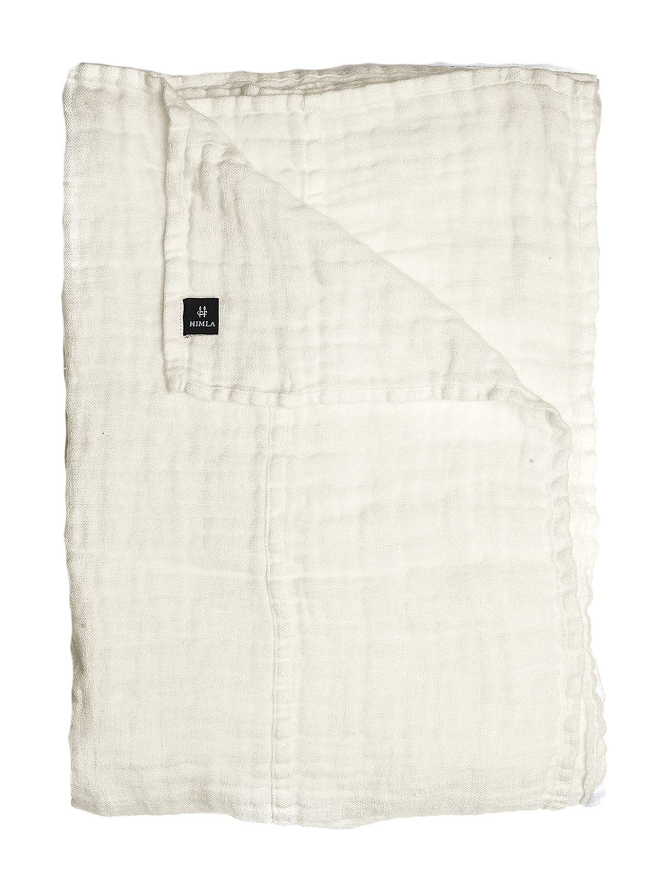 Himla Hannelin Bedspread - WHITE/WHITE