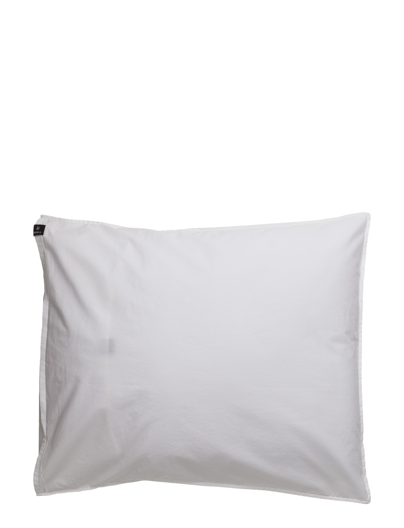 Himla - Hope Plain Pillowcase - pudebetræk - white - 1