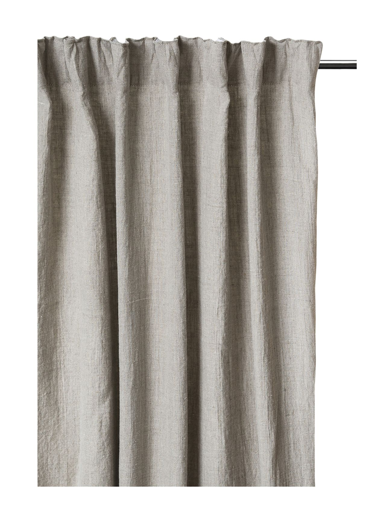 Himla Sunshine Curtain With Headingtape Home Living Room Curtains Beige Himla