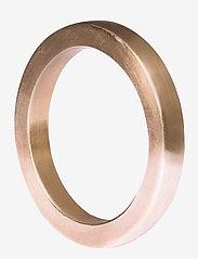 Himla - Vasa Napkin Ring - serviettringer & serviettholdere - bronze - 0