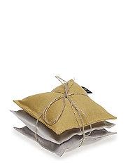 Vendela Scented pad - YELLOWISH / CHALK / ASH