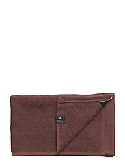 Lina towel - BURGUNDY
