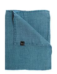 Fresh Laundry Waffle towel - BLUES