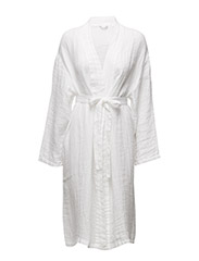 Fresh Laundry Kimono - WHITE