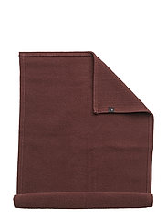 Love Bath Mat - BURGUNDY