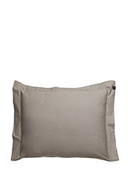 Drottningholm Pillowcase with wing - LIGHT CINDER