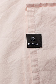 Himla - Hope Plain Pillowcase - putetrekk - blush - 2