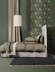 Himla - Hope Plain Pillowcase - pudebetræk - khaki - 3