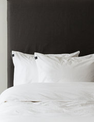 Himla - Hope Plain Pillowcase - pudebetræk - white - 3