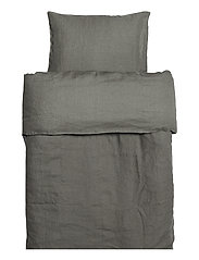 Sunshine Duvet Cover - CHARCOAL