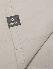 Himla - Drottningholm Sheet - sänglakan - light cinder - 1