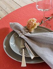 Himla - Oslo Napkin Ring - serviettringer & serviettholdere - silver - 1
