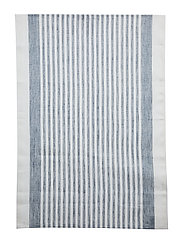Karin Kitchen Towel - DENIM/WHITE