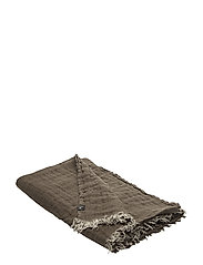 Hannelin Throw - WOODS/NATURAL