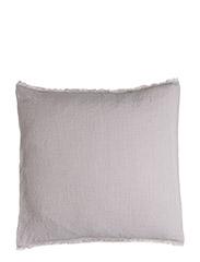 Sunshine Fringe Cushion - ASH
