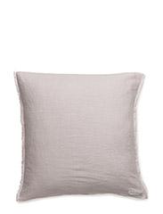 Sunshine Fringe Cushion - WHITE
