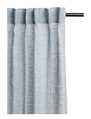 Dalsland Curtain with headingtape - PEACEFUL/WHITE