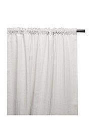 Sunshine Curtain with headingtape - CHALK