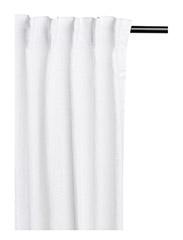 Sunshine Curtain with headingtape - WHITE