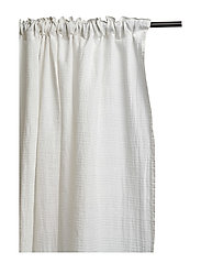 Norden Curtain - WHITE