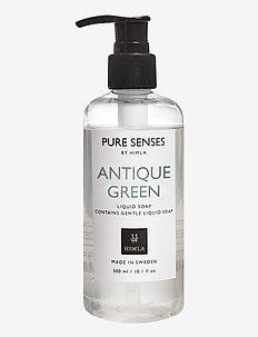 Pure Senses Liquid Soap - handtvål - antique green