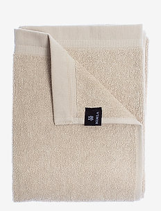 Lina towel - handdoeken en badhanddoeken - mother of pearl
