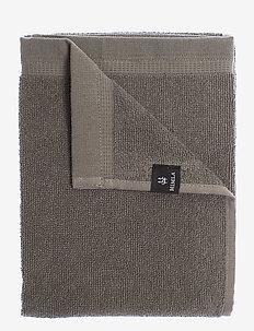 Lina towel - NICKEL
