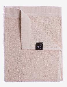 Lina towel - håndklær - rose
