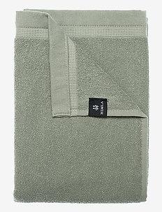 Lina towel - handdoeken en badhanddoeken - sage
