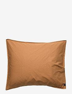 Hope Plain Pillowcase - AMBER
