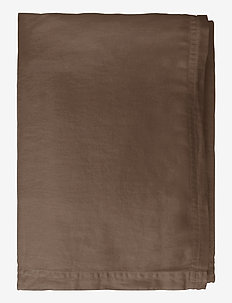 Hope Plain Sheet - sänglakan - brownie