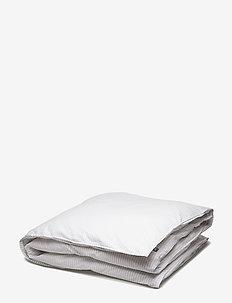 Hope Stripe Duvet Cover - påslakan - clean
