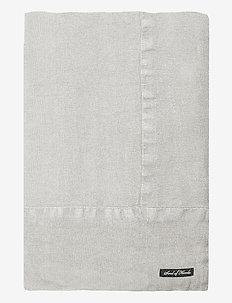 Soul Tablecloth - kankaiset lautasliinat - mother of pearl