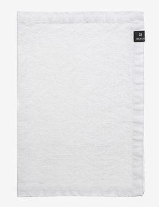 Weekday Placemat - bordstabletter & glasunderlägg - white