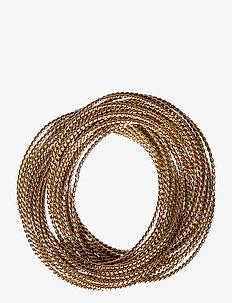 Kerala Napkin Ring - serviettringer & serviettholdere - bronze