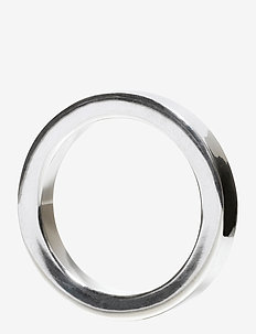 Vasa Napkin Ring - serviettringer & serviettholdere - silver