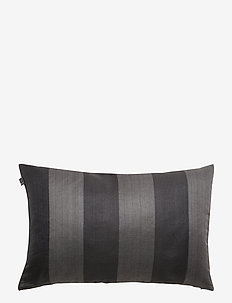 Herring Cushion cover - koristetyynyt - black