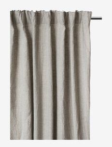 Sunshine Curtain with headingtape - gardiner - natural