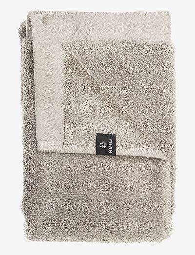 Maxime Towel - håndklær & badelaken - lead