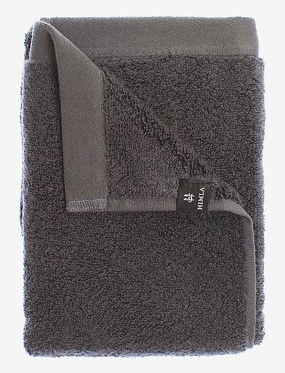 Maxime Towel - håndklær & badelaken - slate