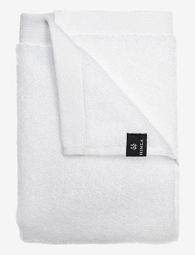 Maxime Towel - håndklær & badelaken - white