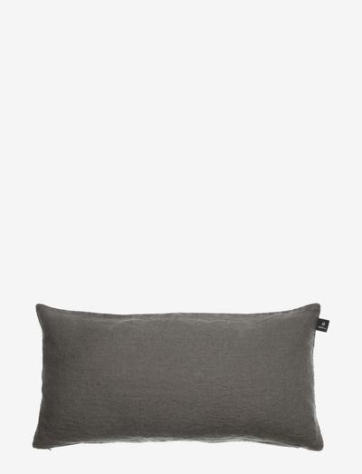 Sunshine Cushion with zip - puter - charcoal