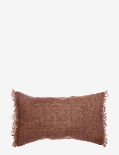 Levelin Cushion - puter - brick