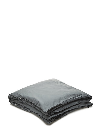 Hope Plain Duvet Cover - PETROLEUM