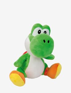 YOSHI GREEN PLUSH 20 CM - soft toys - multi colour