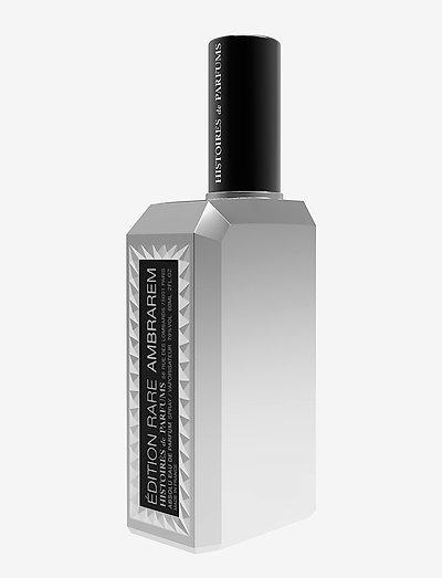 Edition Rare - Ambrarem 60 ml - CLEAR