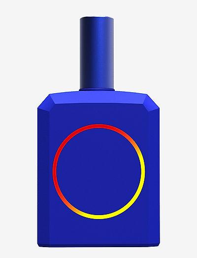 This is not a blue bottle 1/.3 120 ml - eau de parfum - clear