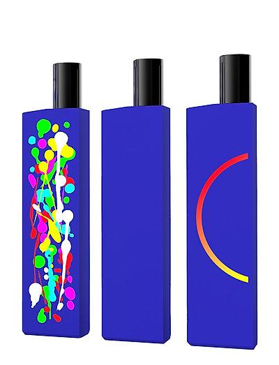 Case 3 x 15 ml BLUE 1-2-3 15 ml - CLEAR