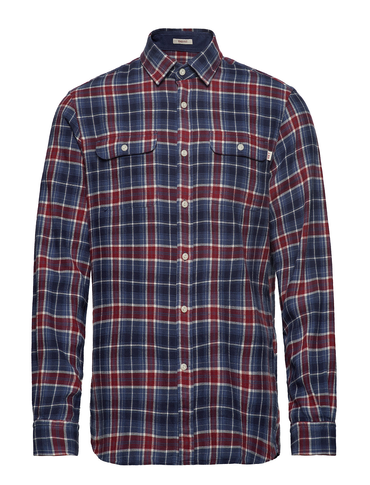Hackett Hkt Red And Blue PlaidBy 0P8nwOk