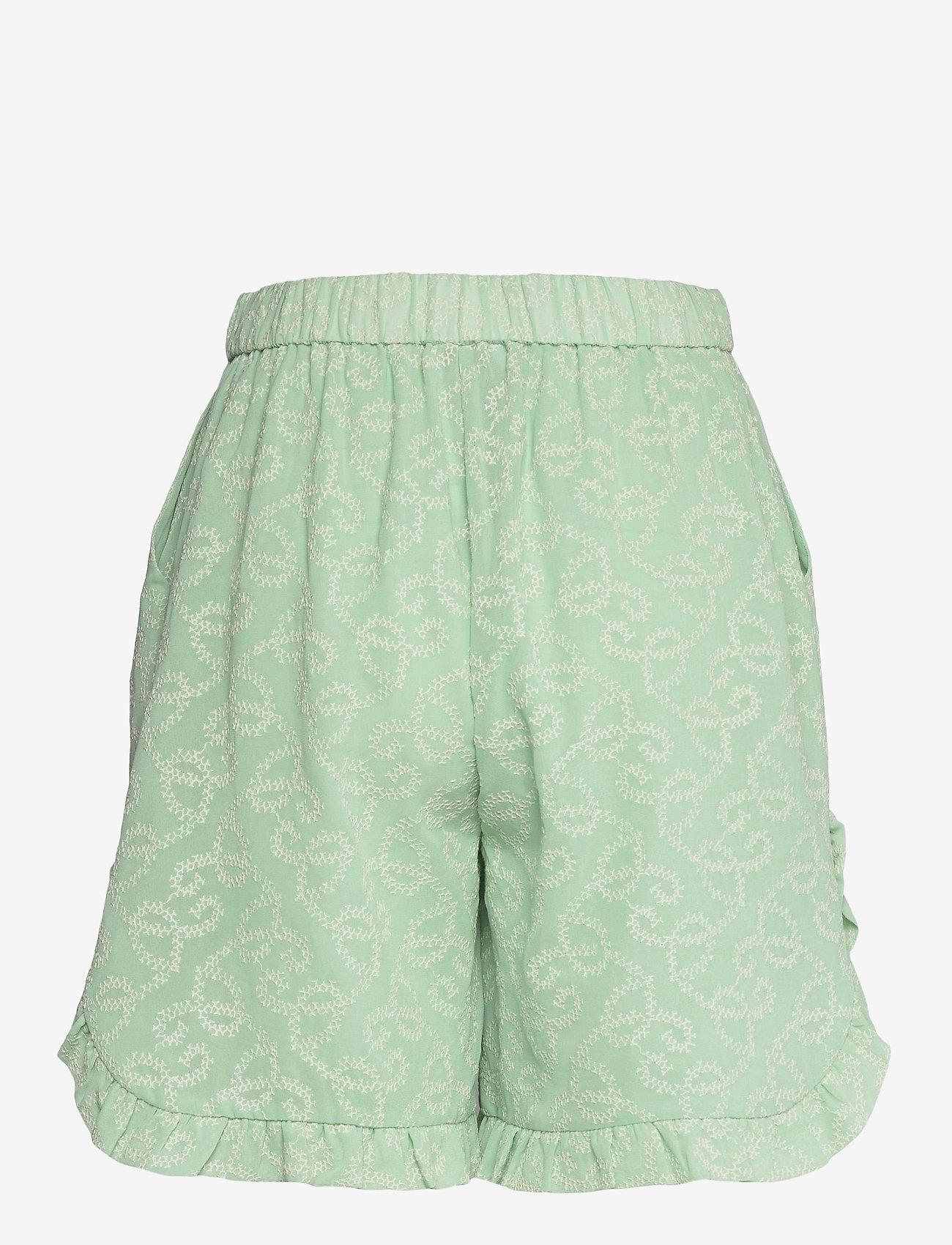 Hofmann Copenhagen - Esme - shorts casual - pure mint - 1